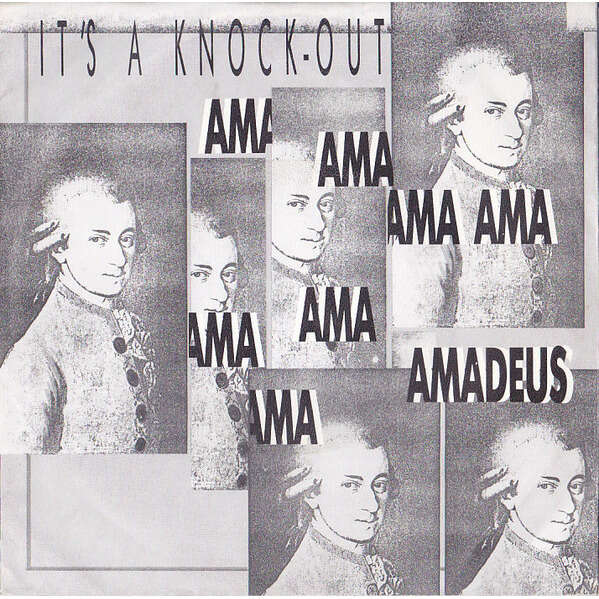 IT'S A KNOCK OUT ama-ama-amadeus - 2mix / it's a knock out
