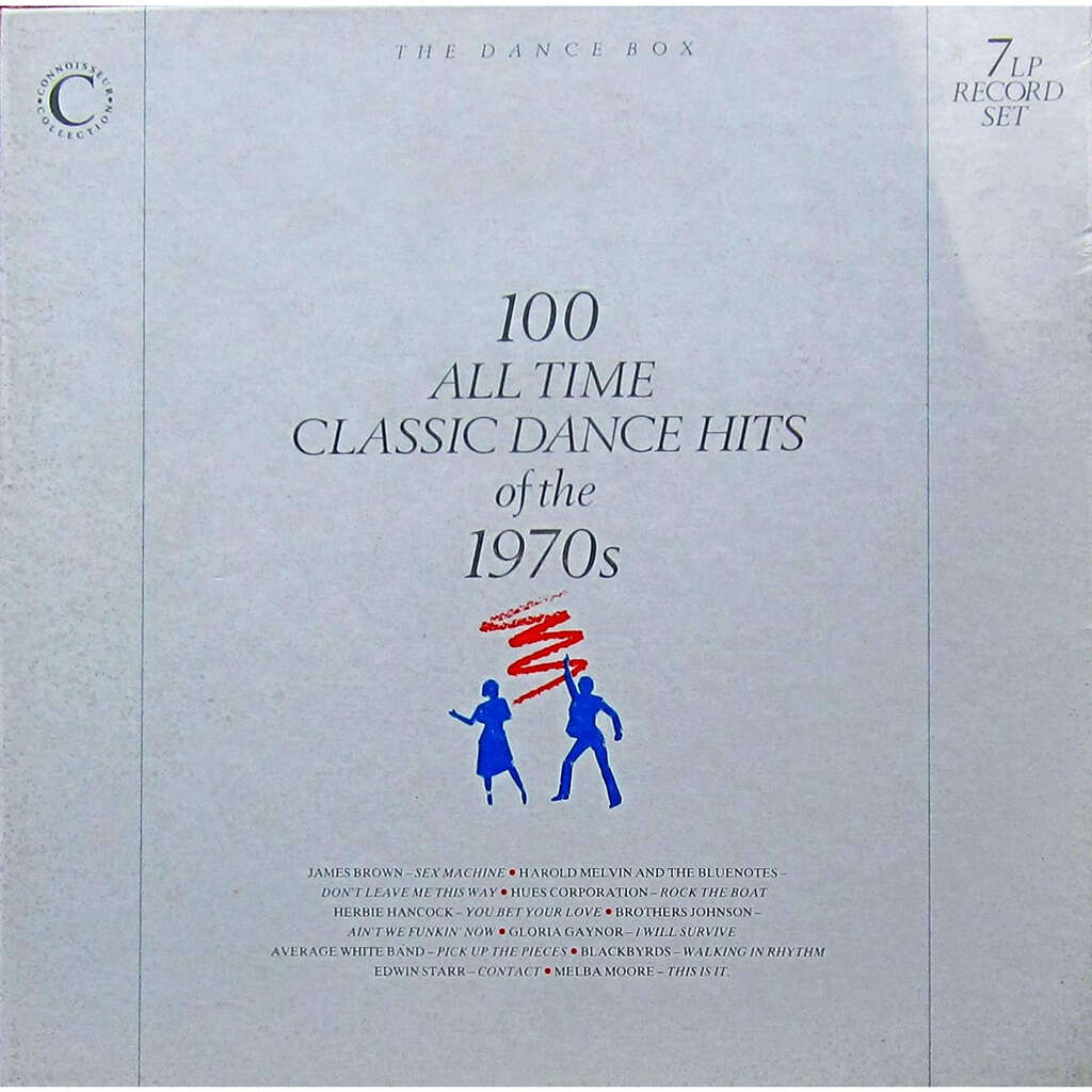 Various 100 All Time Classic Dance Hits of the 1970s