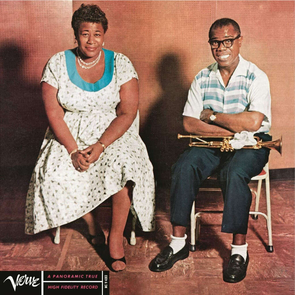 ella fitzgerald & louis armstrong Ella and Louis