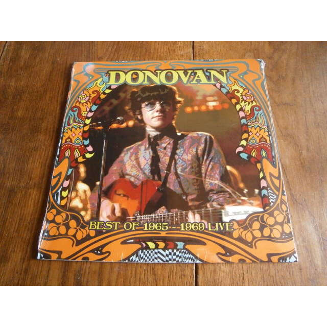 donovan Best of 1965-1969 live