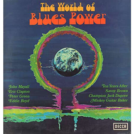 Various The World of Blues Power