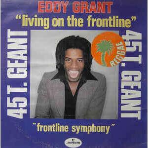 GRANT EDDY LIVING ON THE FRONTLINE