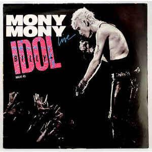 Billy Idol Mony Mony