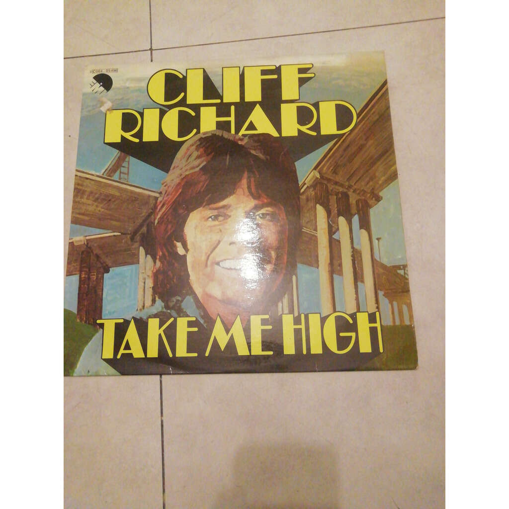 cliff richard take me high