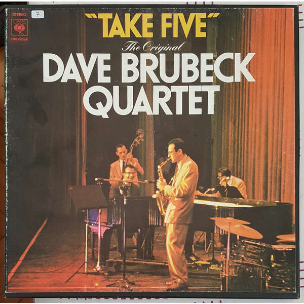 dave brubeck quartet TAKE FIVE