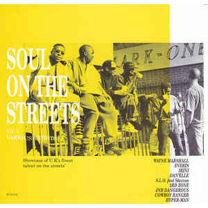 Soul On The Streets Vol 1 Various