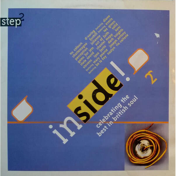 Inside! 2 - Celebrating The Best In British soul Various