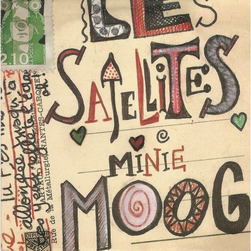 LES SATELLITES minie moog / minie dub