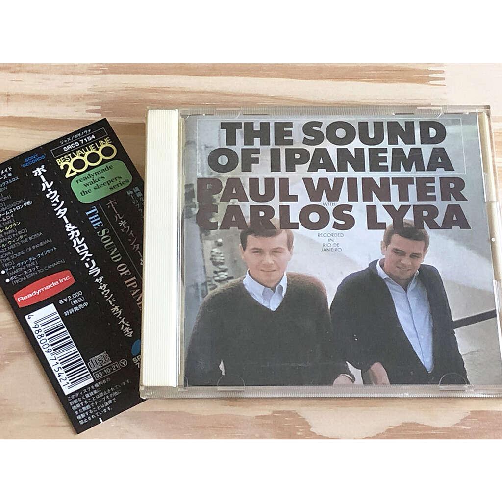 paul winter & carlos lyra the sound of ipanema