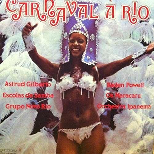 Collectif Carnaval a Rio 4 LP's Box-Set