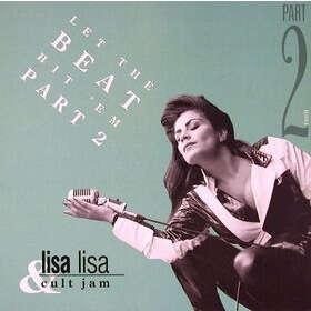 LISA LISA & CULT JAM let the beat hit 'em , part. 2 - 2mix - (L.L. with love R.C. mix / club dub mix)