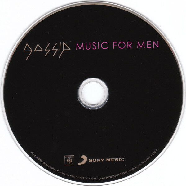 Gossip Music For Men