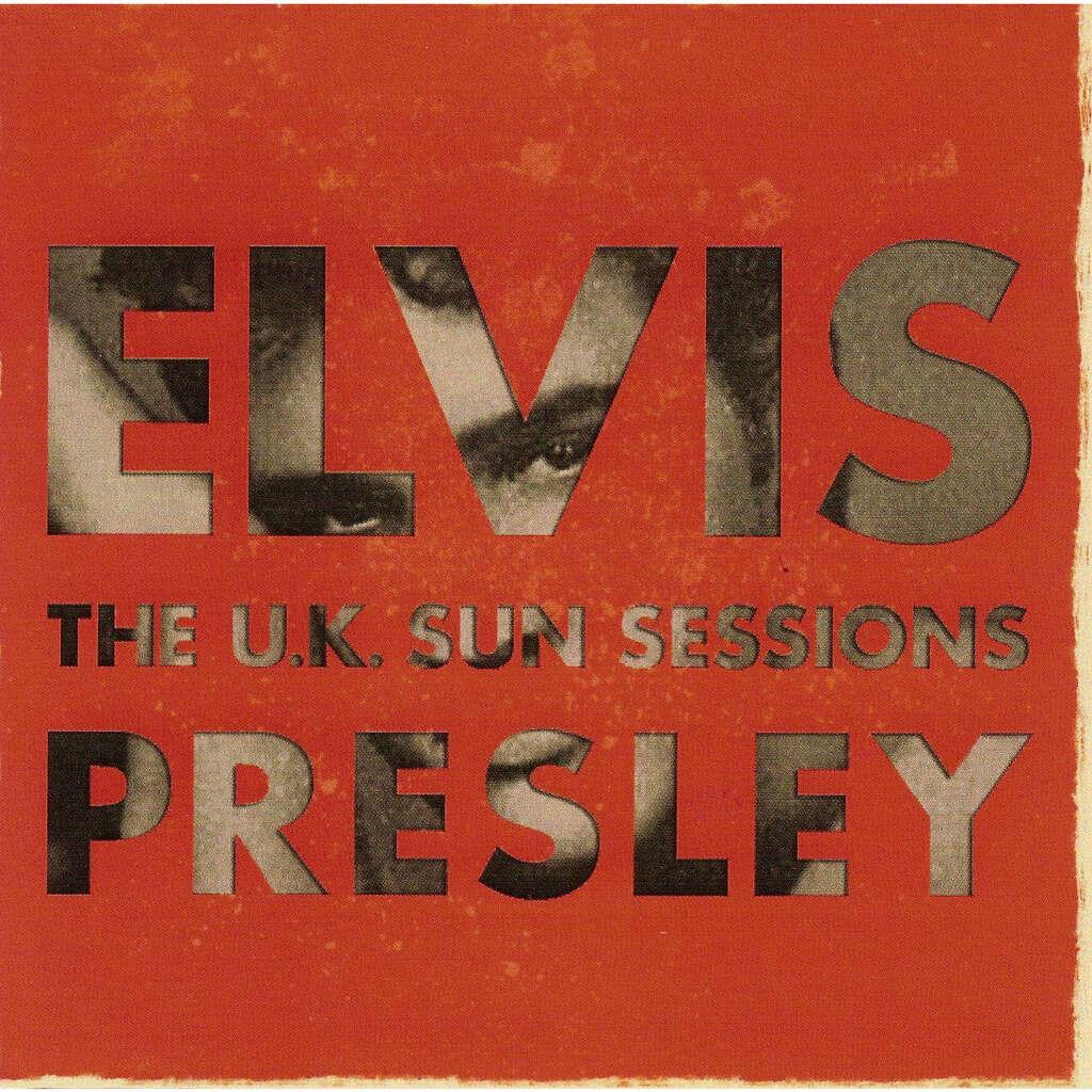 Elvis Presley The U.K. Sun Sessions (incl. 6 bonuses)