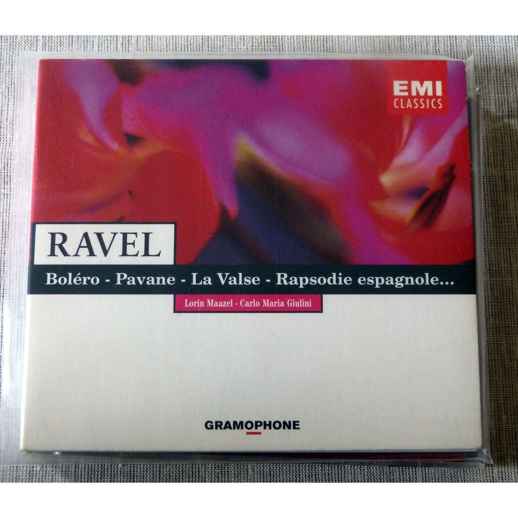 Maurice Ravel bolero / rapsodie Espagnole / Alborada del gracioso / Daphnis et Chloé suite N° 2
