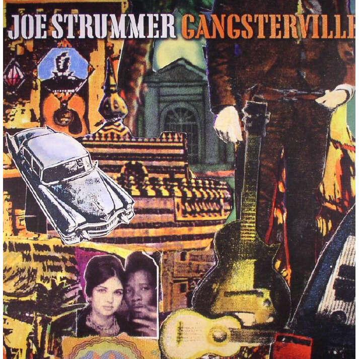 Joe Strummer Gangsterville (12'')