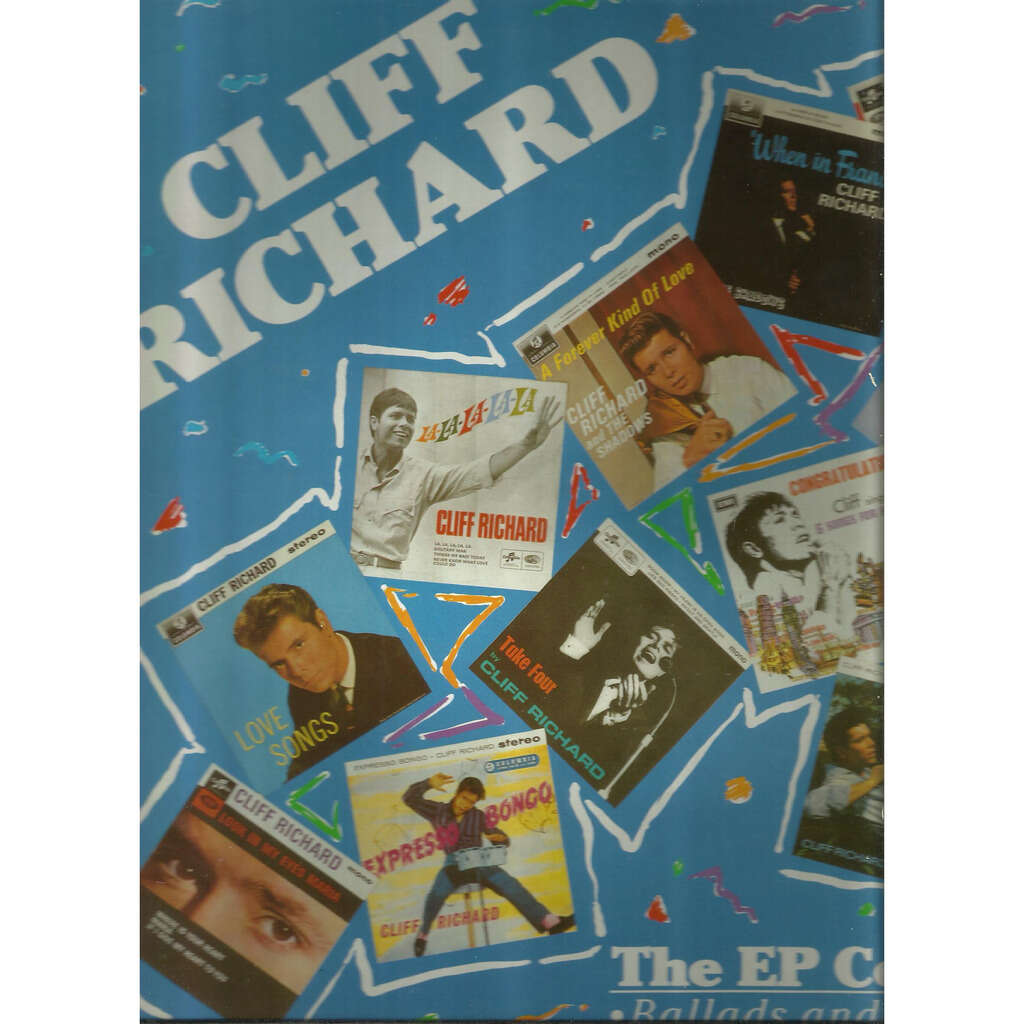 cliff richard the ep collection