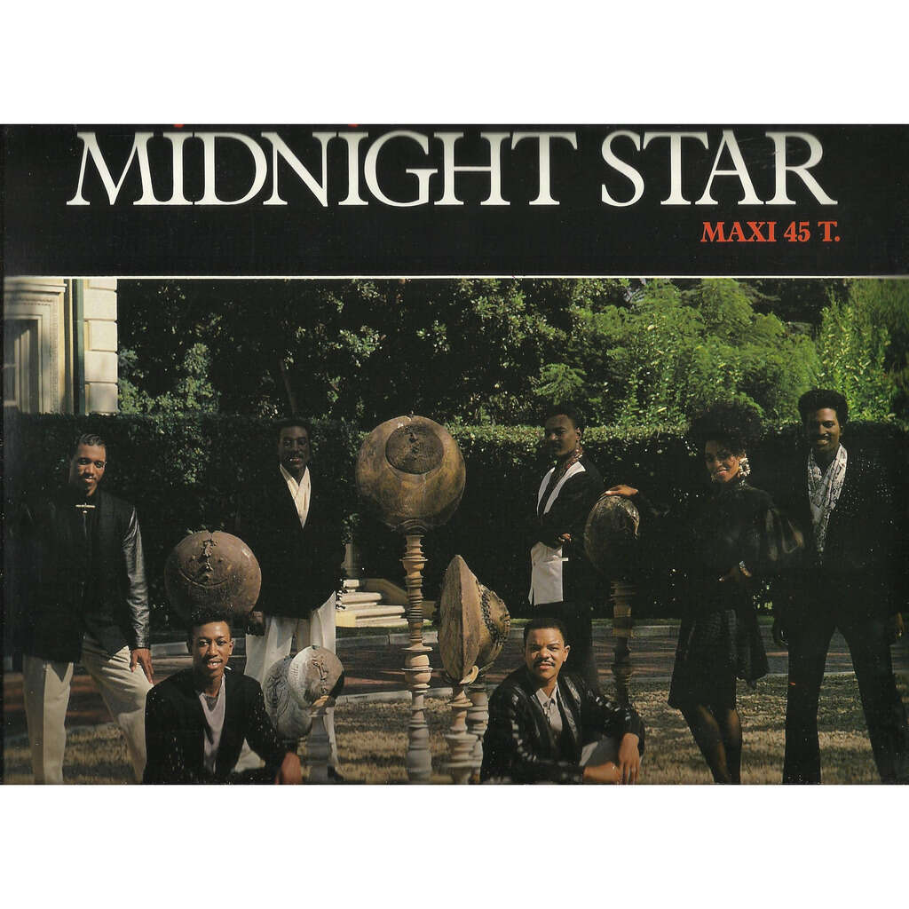 MIDNIGHT STAR (feat. ECSTASY OF WHODINI) don't rock the boat - 4mix