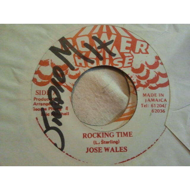 Jose Wales Rocking Time / VERSION ORIG
