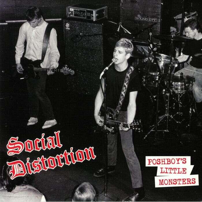 Social Distortion Poshboy's Little Monsters (lp)