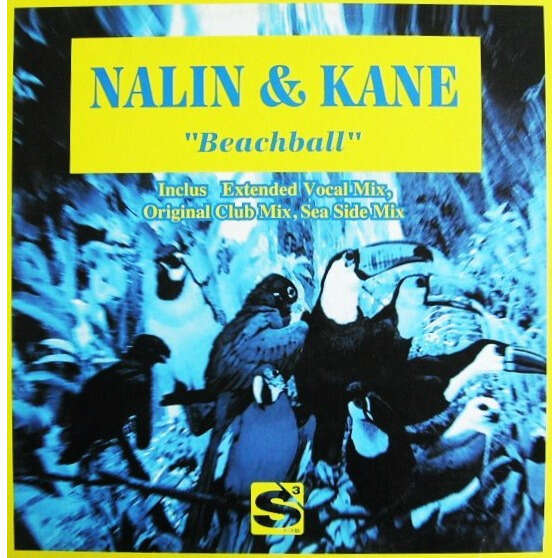 NALIN & KANE beachball - 3mix