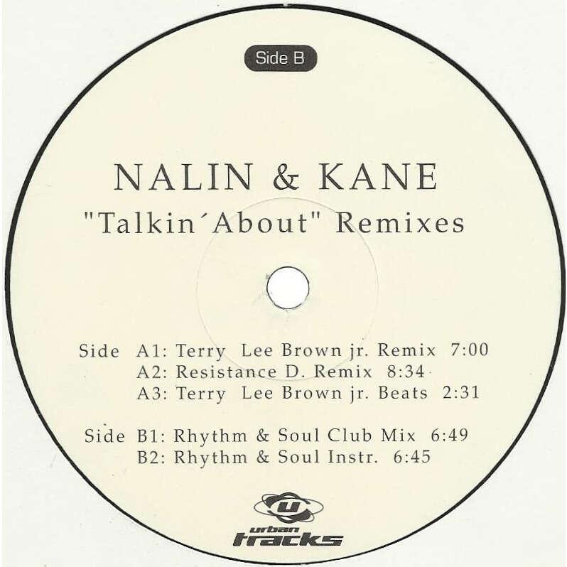 NALIN & KANE talkin' about , remixes - 5mix