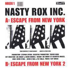 NASTY ROX INC. escape from New York / escape from New York 2