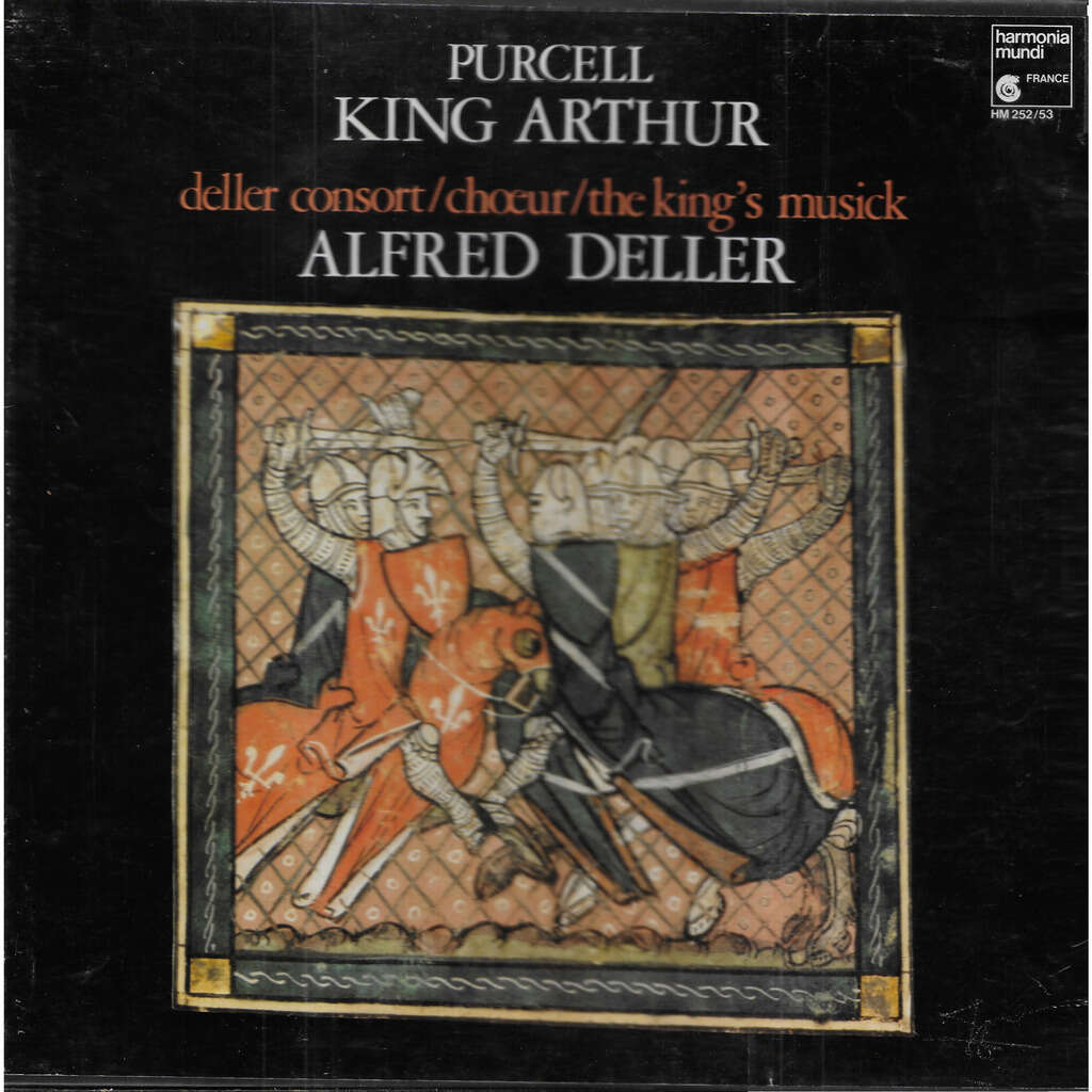 Henry PURCELL King Arthur