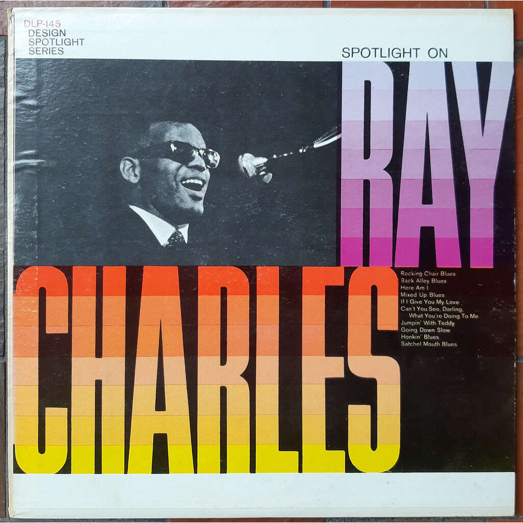 ray charles Spotlight on Ray Charles