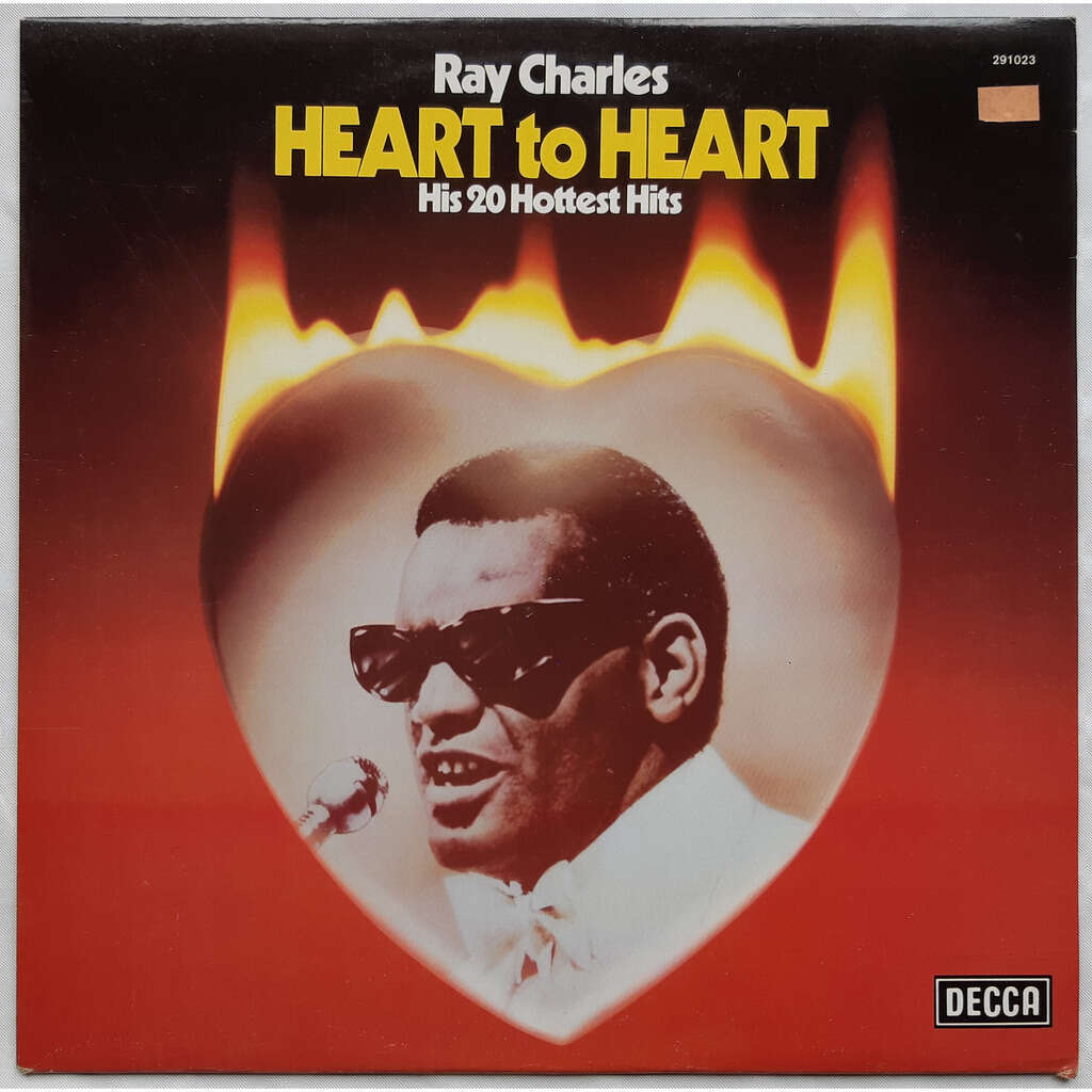 ray charles Heart to heart, his 20 hottest hits