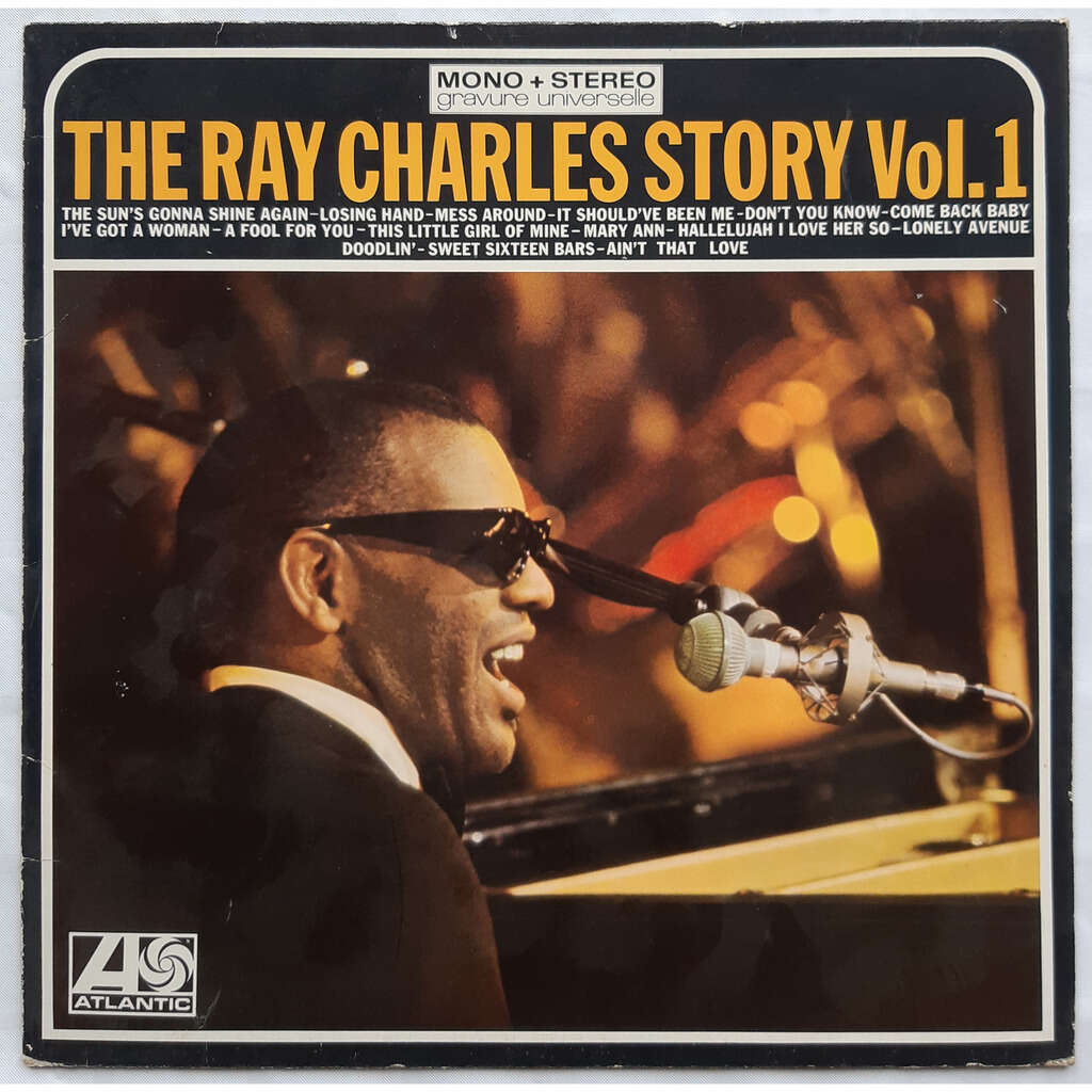 ray charles The Ray Charles story volume 1