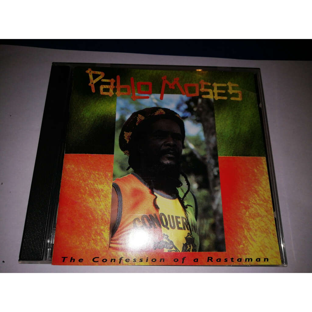 Pablo MOSES the confession of a rastaman
