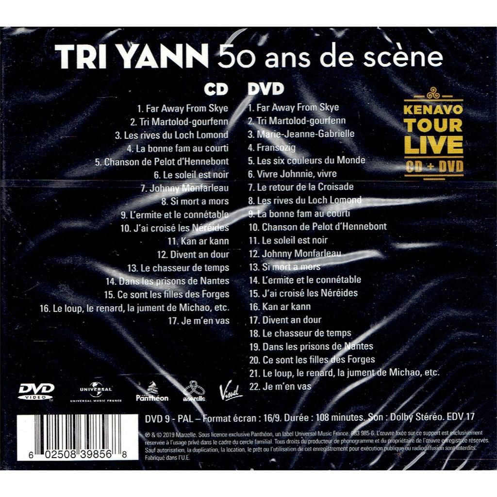 tri yann kenavo tour - live
