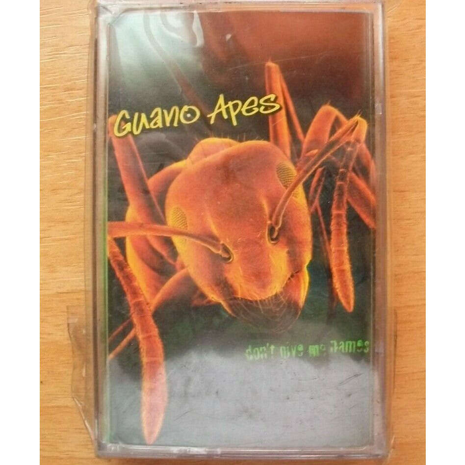 GUANO APES Don't Give Me Names (STILL SEALED)