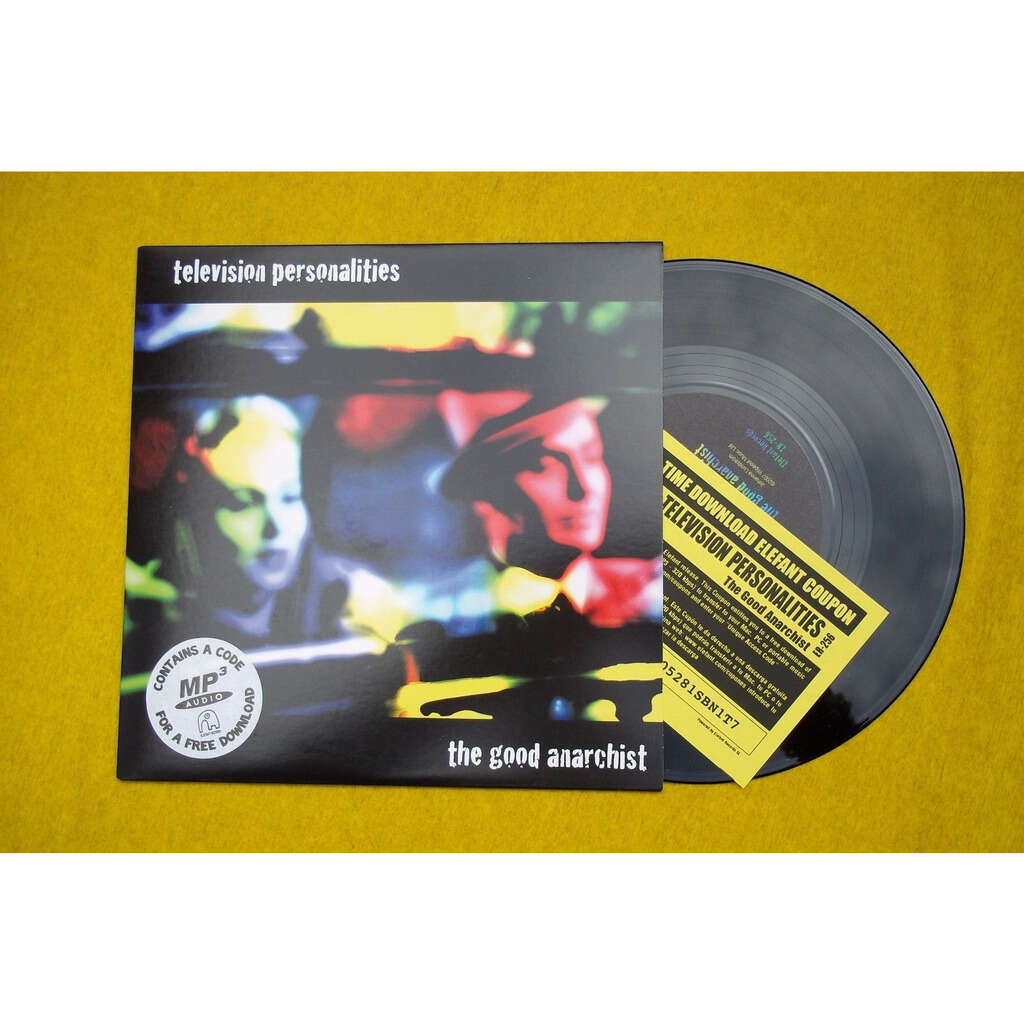 TELEVISION PERSONALITIES The Good Anarchist