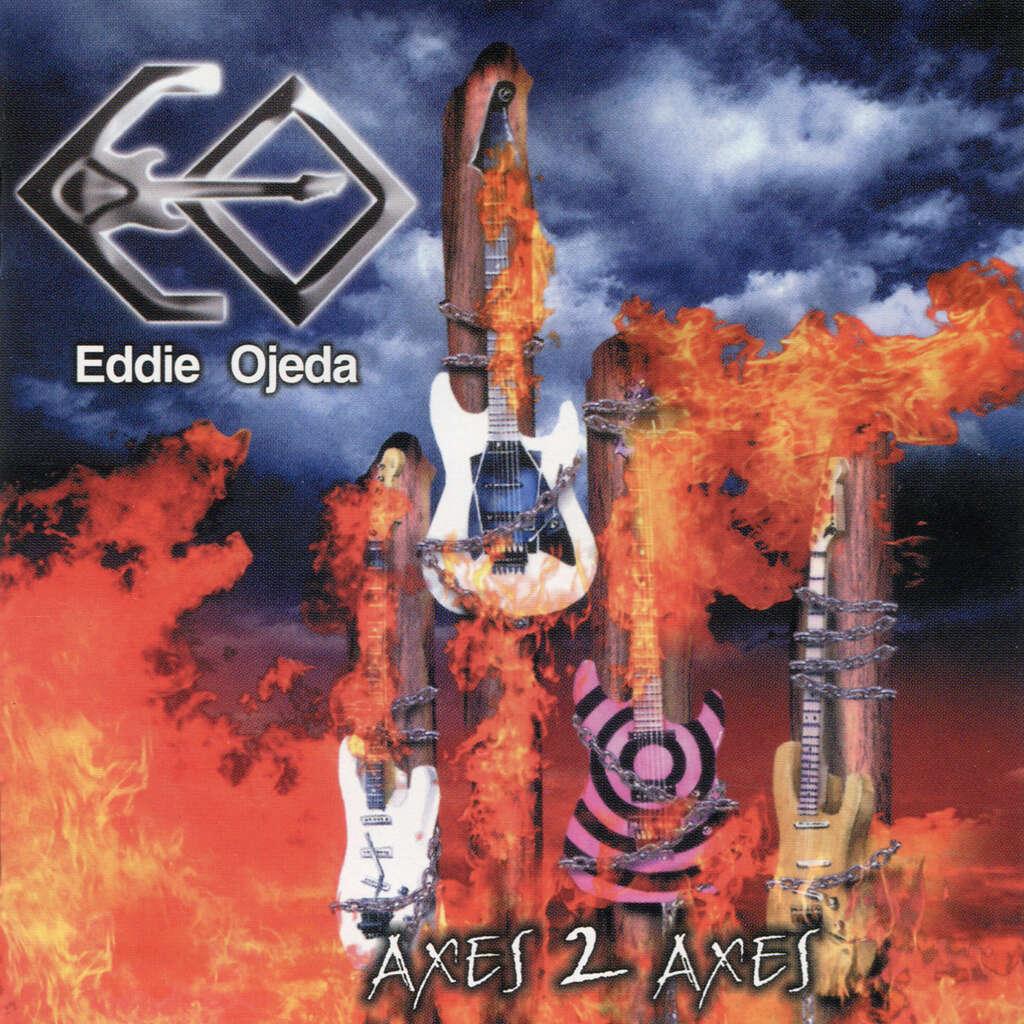 Eddie Ojeda Axes 2 Axes