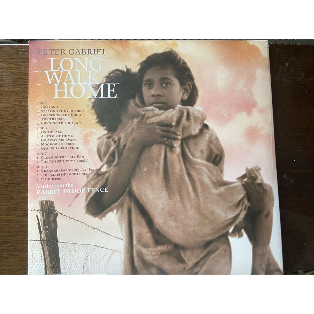 Peter Gabriel Long Walk Home (NUMBERED LTD EDITION)