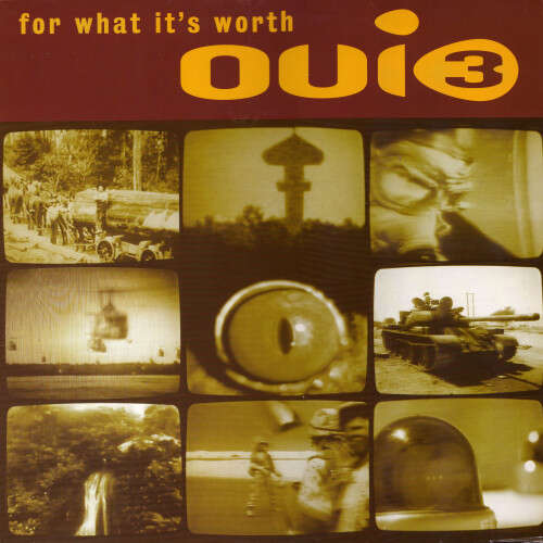 OUI 3 for what it's worth - 3mix / oui love you (feat. Jah wobble)
