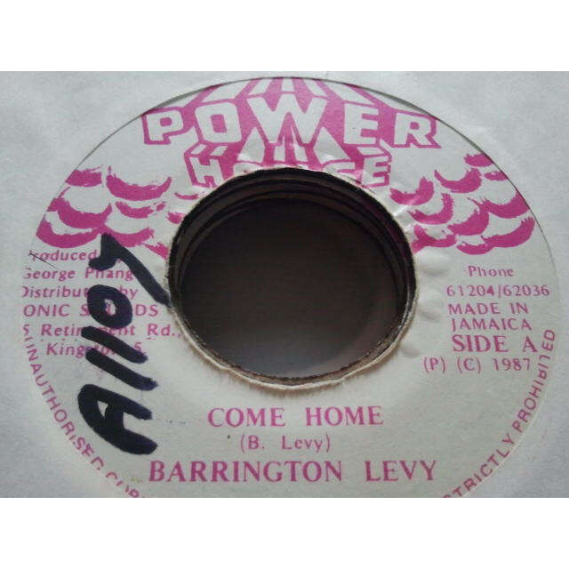 Barrington Levy Come Home / version orig
