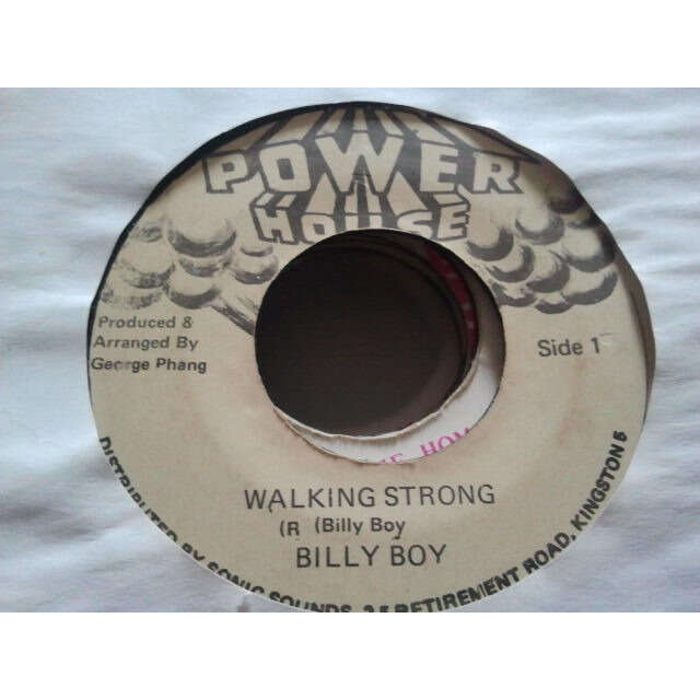 Billy Boyo Walking Strong / VERSION ORIG