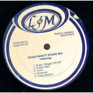 Sugar Minott / VARIOUS Sugar Minott And The Possie Presents Studio Mix In A Pretty Good Shape ORIG
