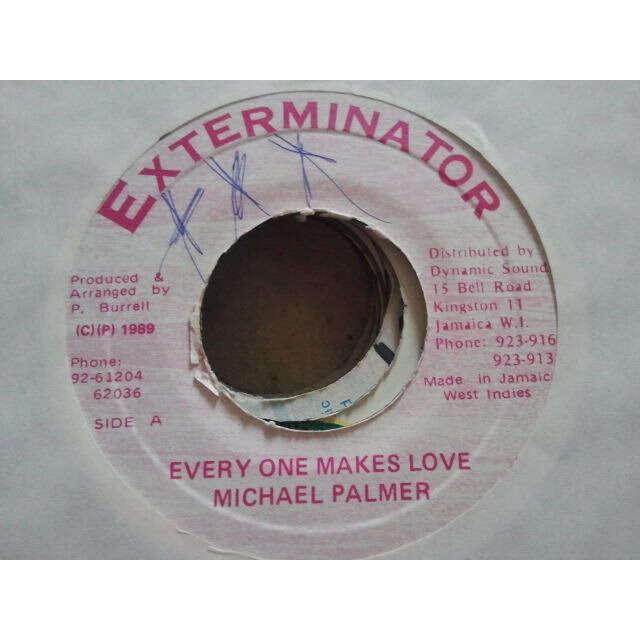 Michael Palmer Everyone Makes Love / VERSION ORIG