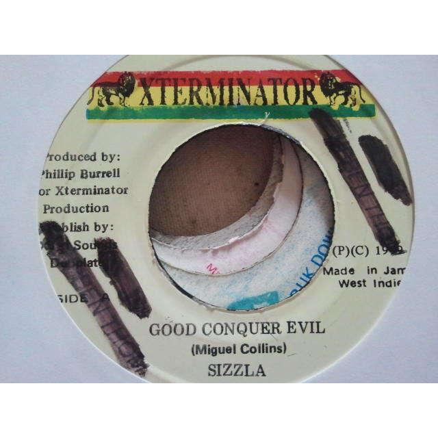 Sizzla Good Conquer Evil / VERSION ORIG