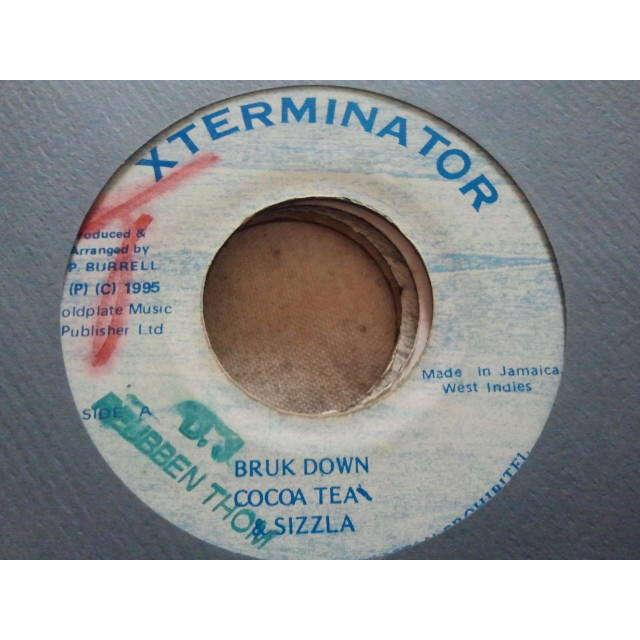 Cocoa Tea & Sizzla Bruk Down / VERSION ORIG