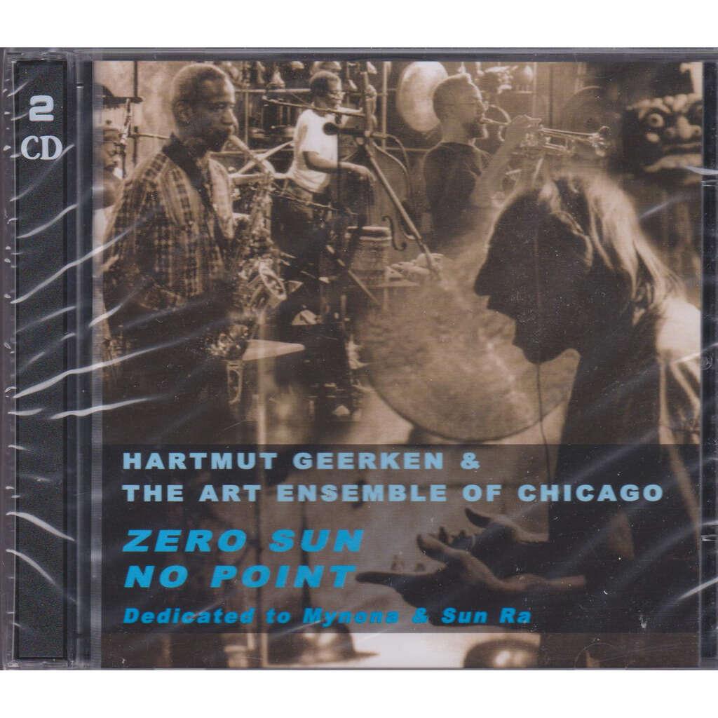 Hartmut Geerken, art ensemble of chicago zero sun no point
