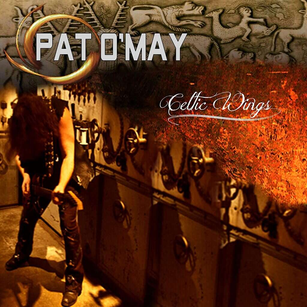 Pat O'May Celtic Wings (cd)