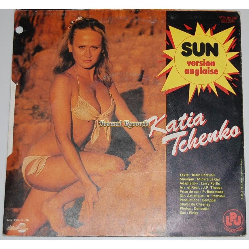 Katia Tchenko Sun