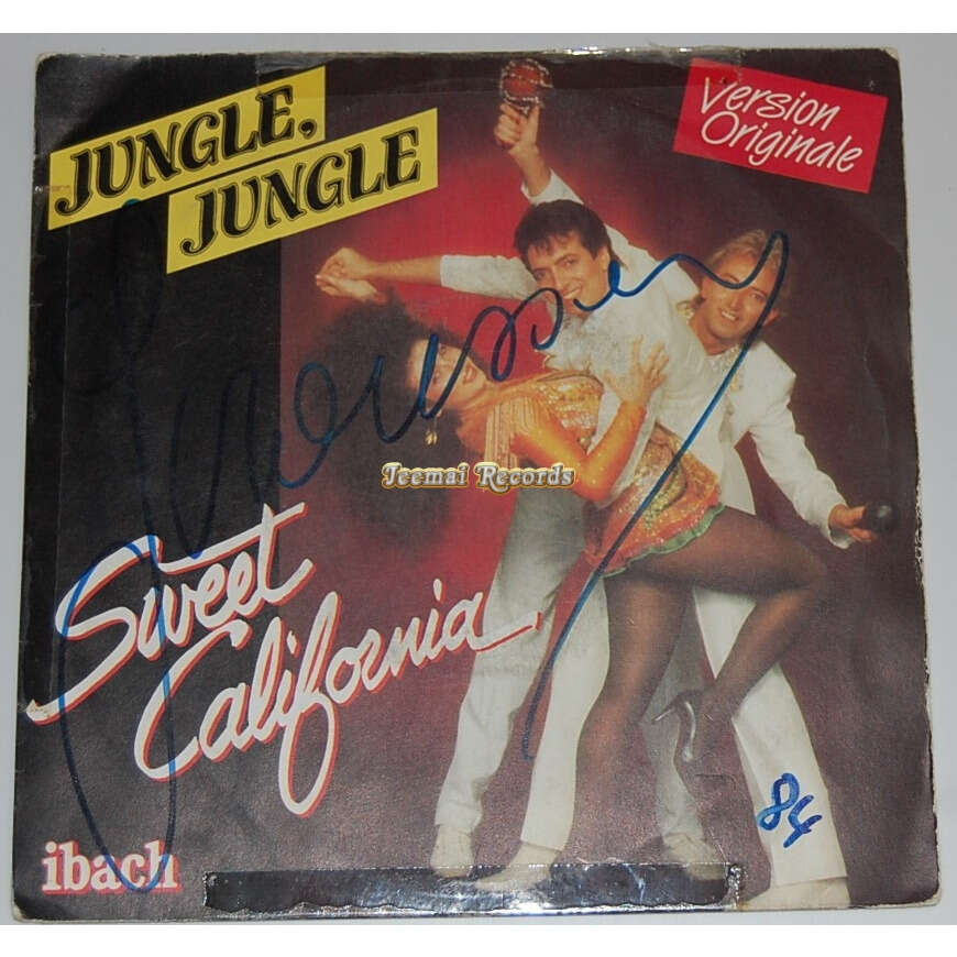 Sweet California Jungle, Jungle / Conchita