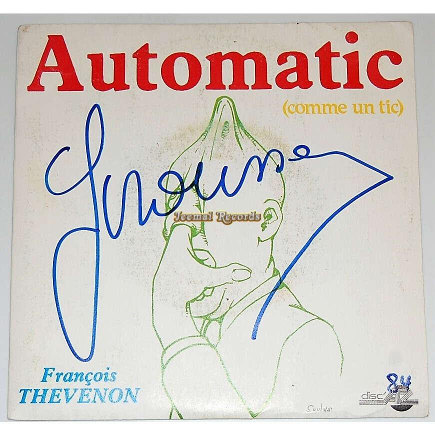 francois thevenon Automatic