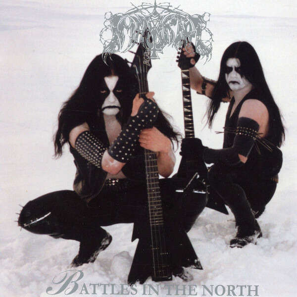 IMMORTAL Battles in the North. Brazil Import