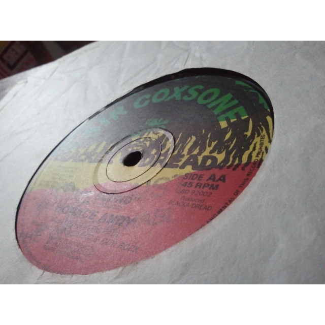 Frankie Paul / Horace Andy What You Gonna Do / My Sound ORIG